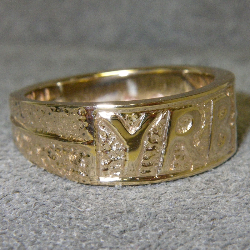 YRB - Corporate Recognition Ring