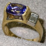 Tanzanite On The Town