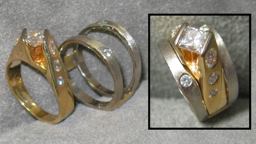 unexpected twist - Wedding Ring Jackets